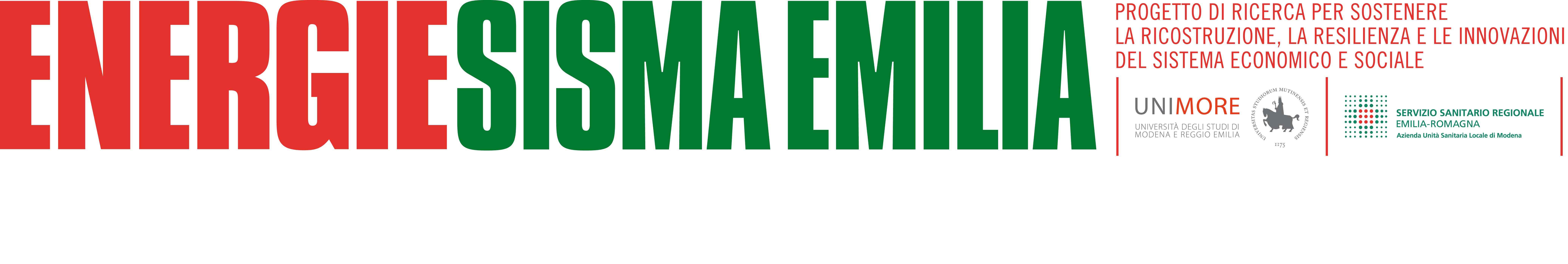 Energie Sisma Emilia